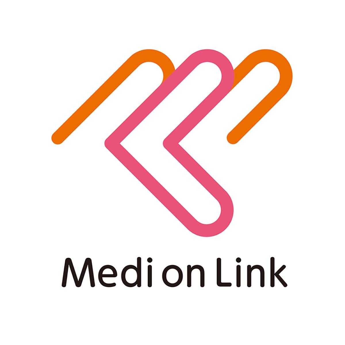 株式会社メディオンリンク ロゴマーク