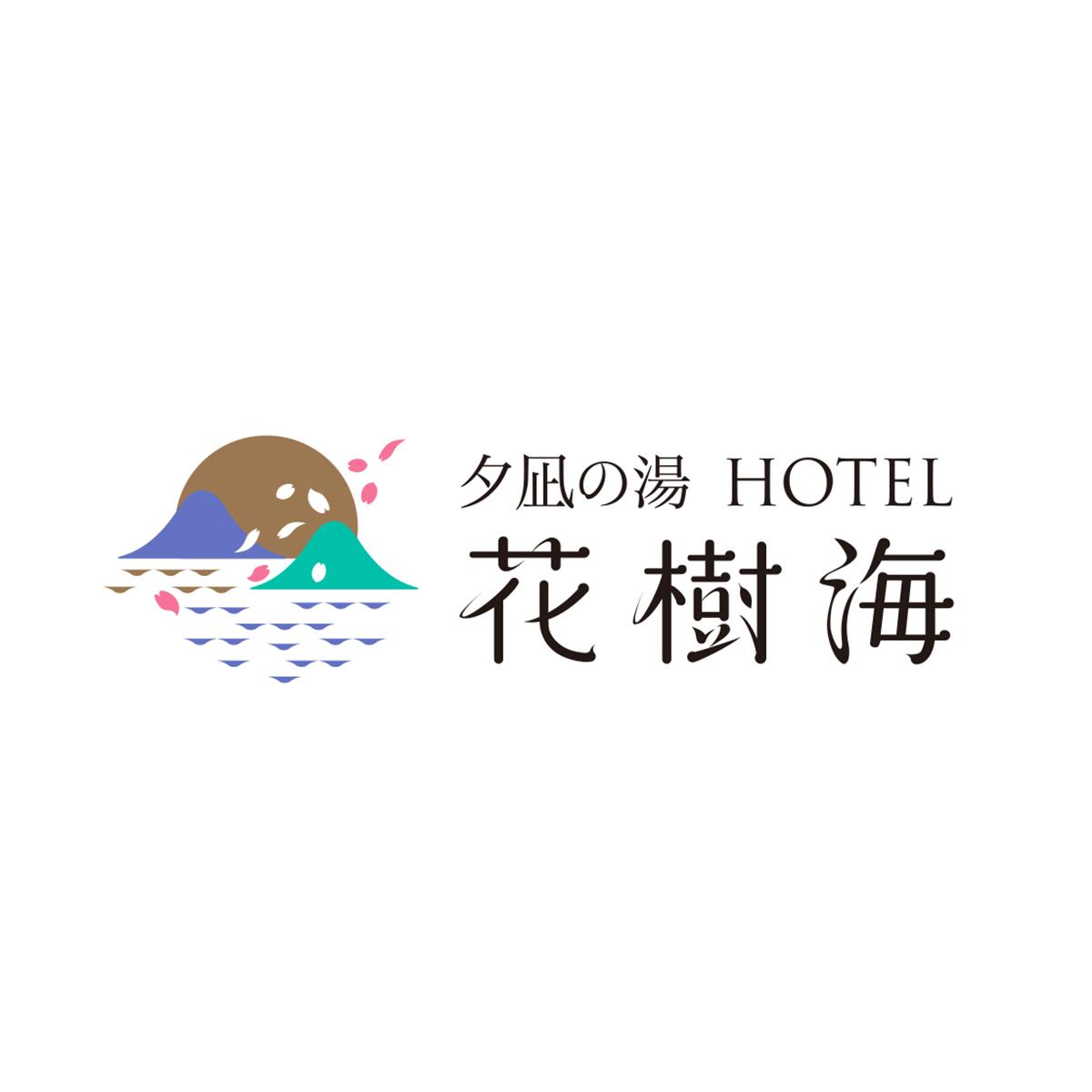 喜代美山荘 花樹海 ロゴマーク
