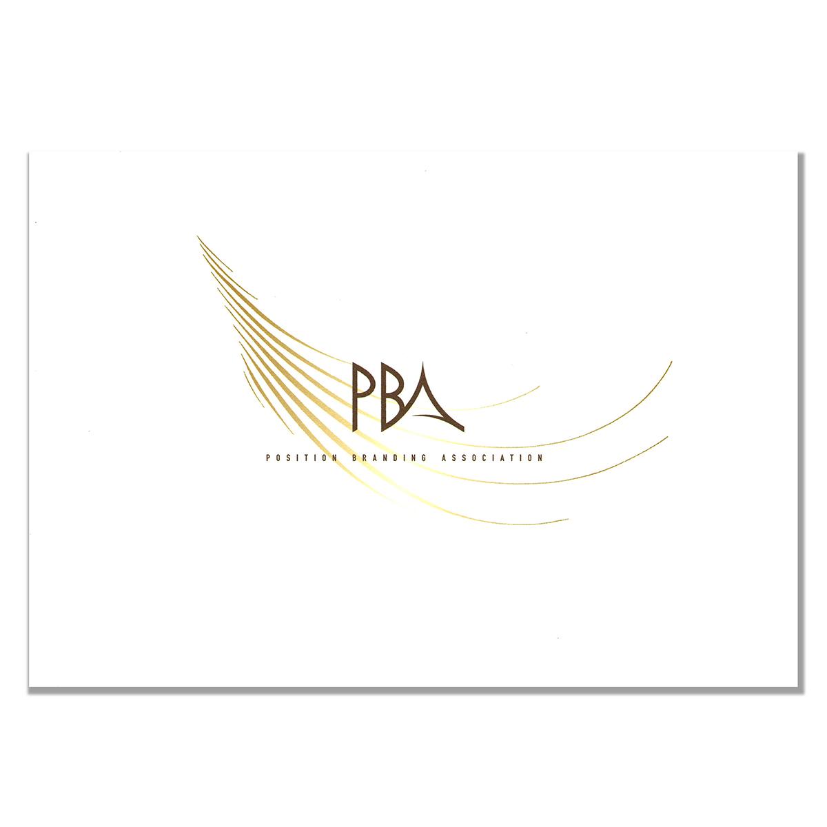 ポジションブランディング協会 ロゴマーク